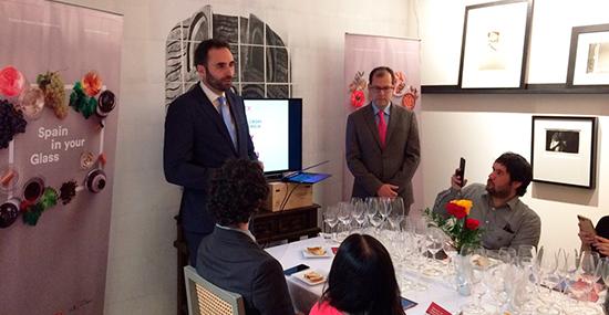 Cata a ciegas DO Rioja (Crianza) en Antigua Guatemala