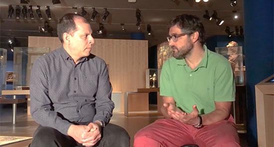 Entrevista al director del Museo Vivanco de la Cultura del Vino