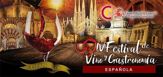4to Festival de vinos y gastronomía española