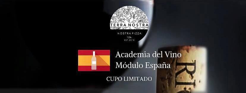 Módulos de Agosto Academia del Vino Terra Nostra